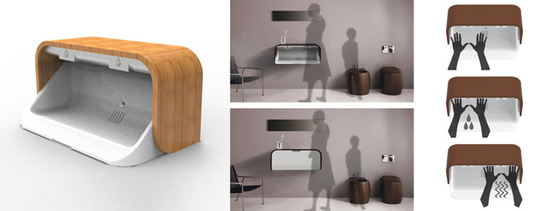 One day design challenge spain 2012 roca for Rocas design