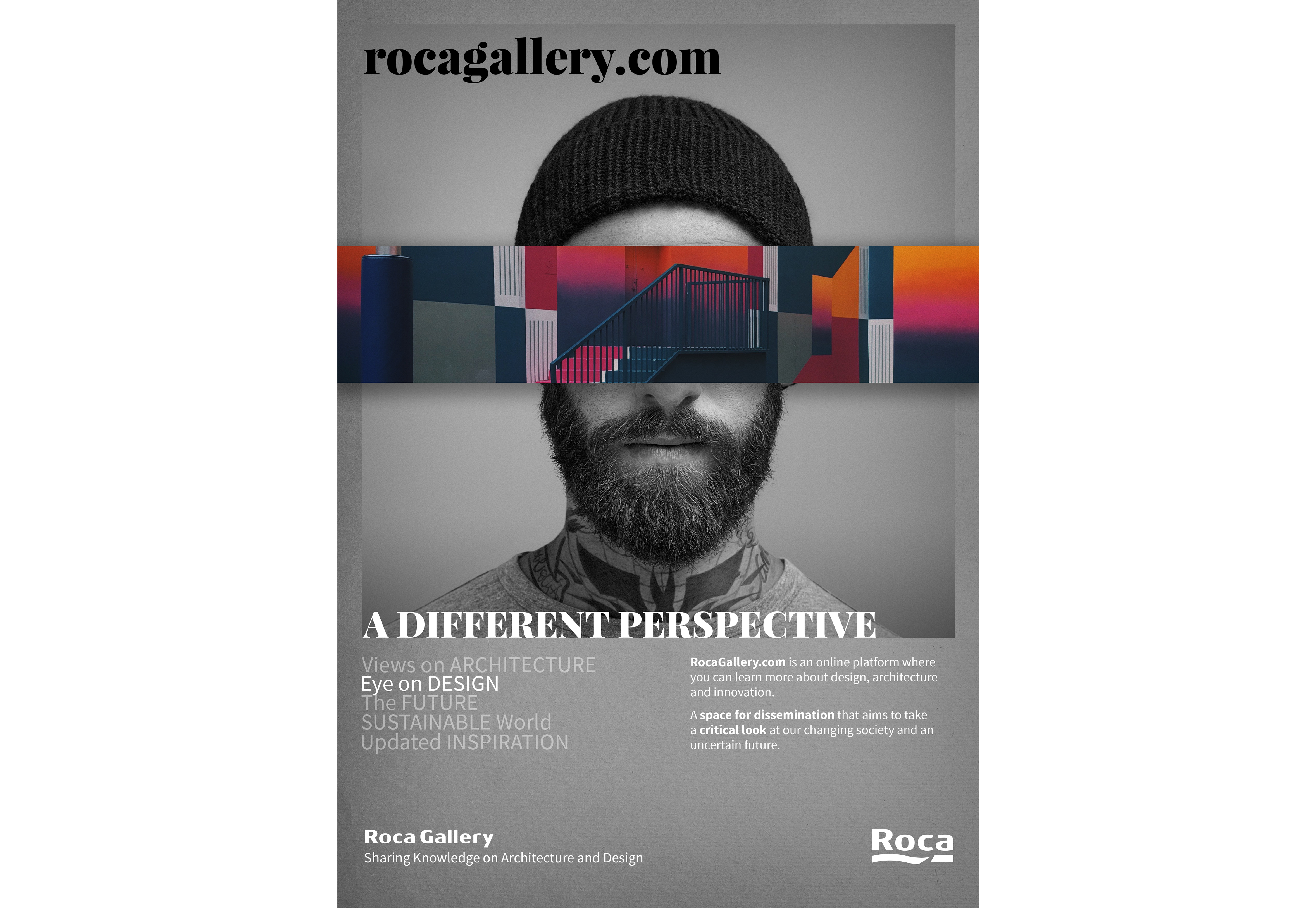 Roca Gallery | A different perspective
