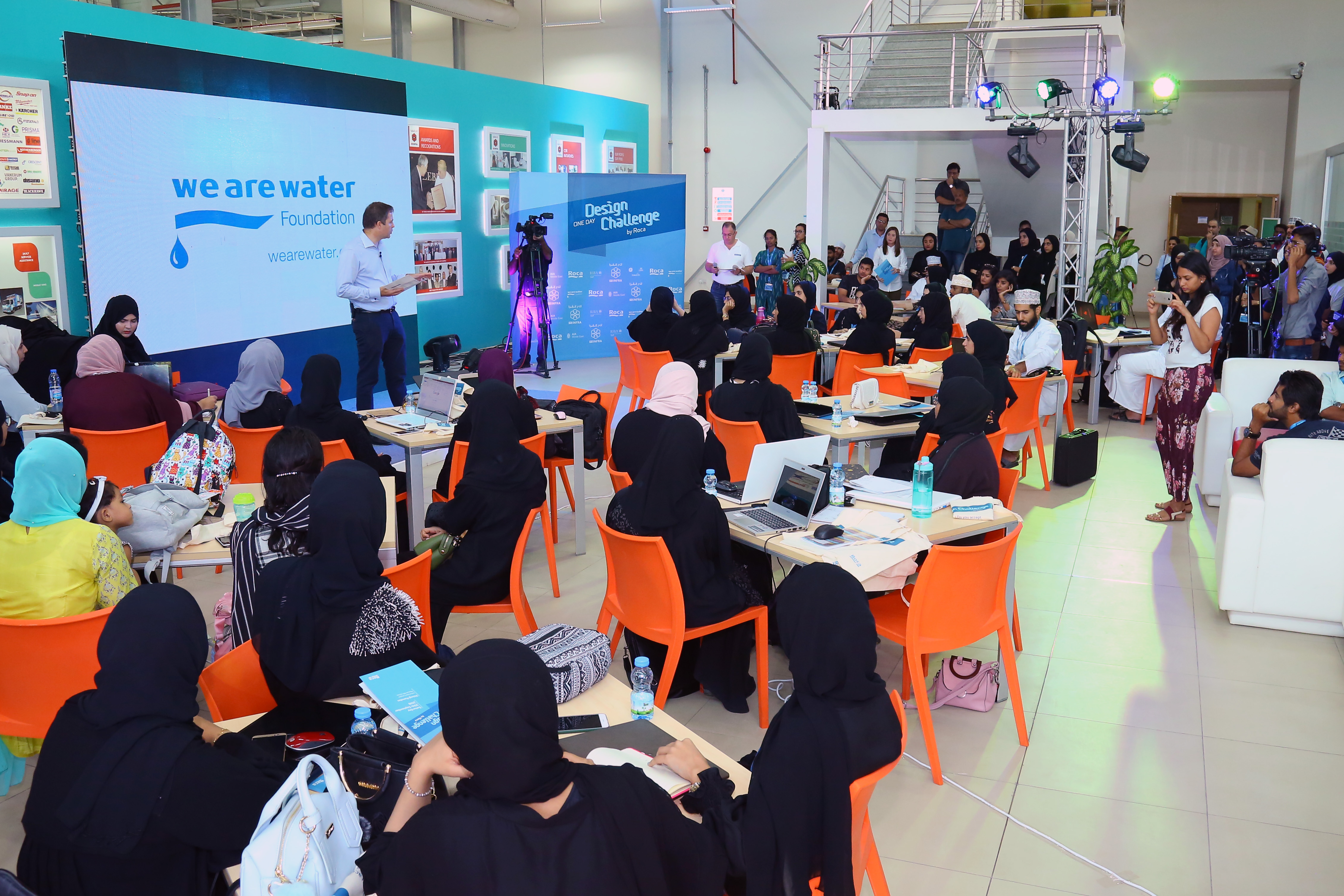 Roca One Day Design Challenge Oman 2nd Edition